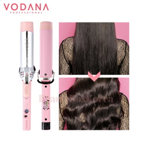 VODANA Glam Wave  Iron 36mm 1ea [ESTHER LOVES YOU Edition],VODANA